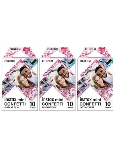 Instax Instax Mini Confetti 10X3 Film Seti Renkli